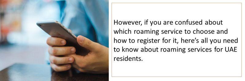 roaming 3