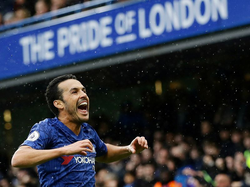 Chelsea defeated Everton 4-0 in Premier League