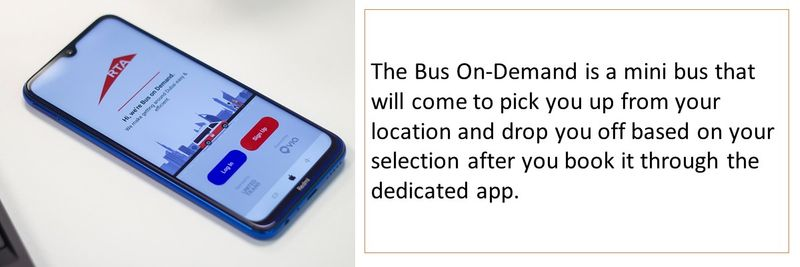 Bus on demand 4