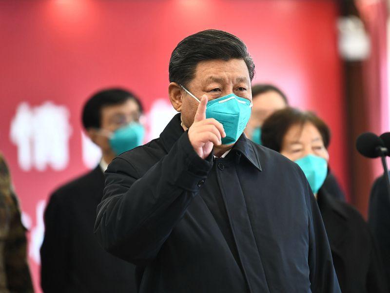 Coronavirus Xi China