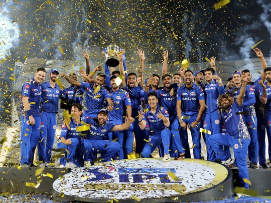 IPL: UAE an option for hosting 2020 edition later this year