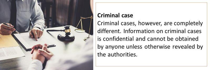 case check 15