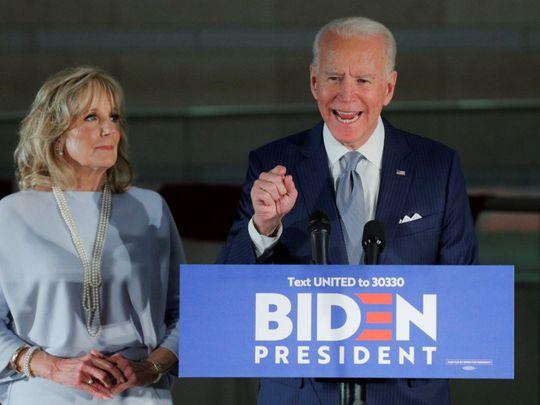 Joe Biden Calls For Unity After Big Wins In Michigan