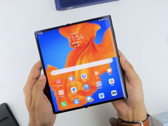 Huawei's Mate Xs, the King of Foldable phones, is now on pre-order in the UAE