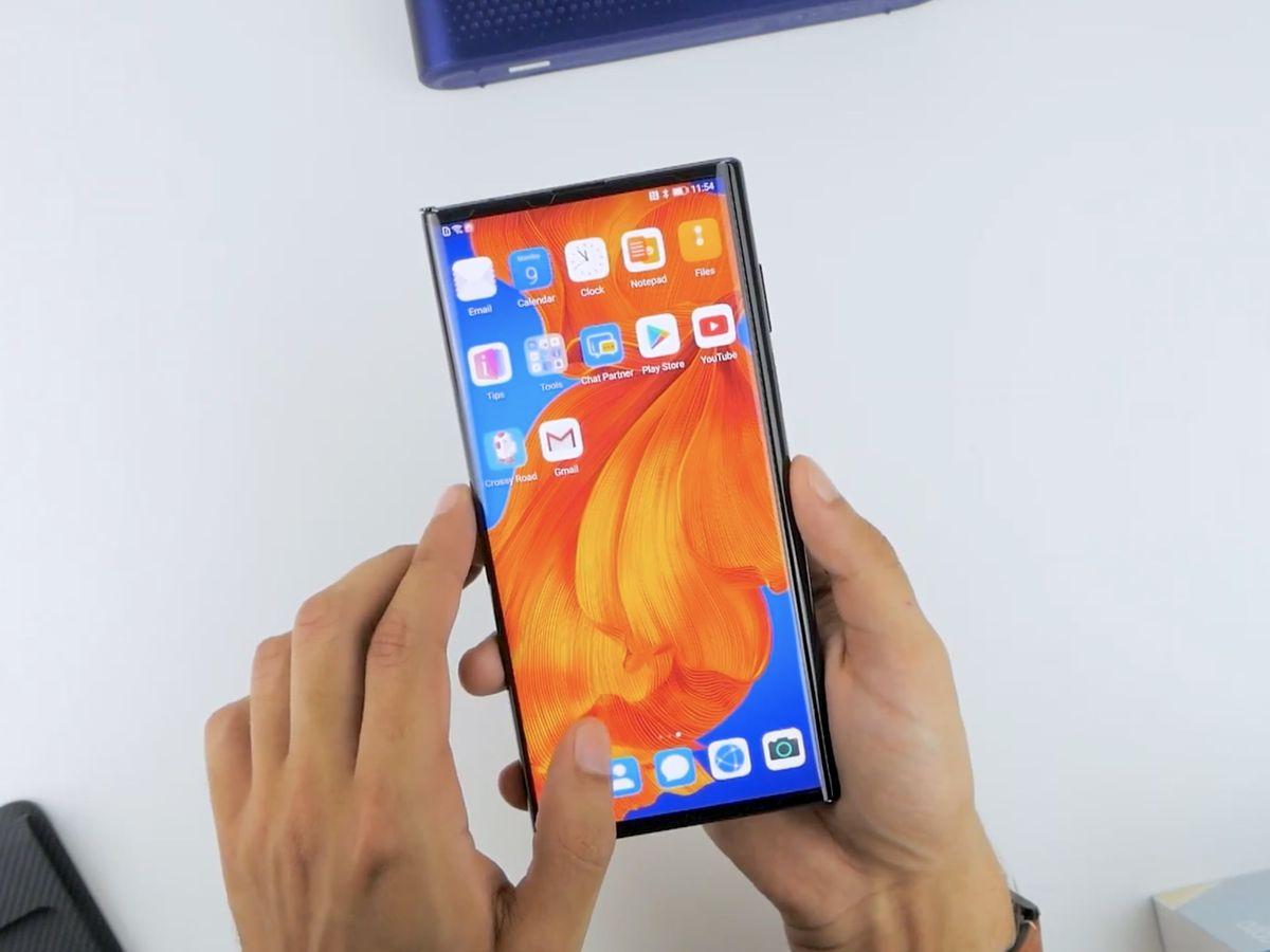 Huawei Mate Xs - 6