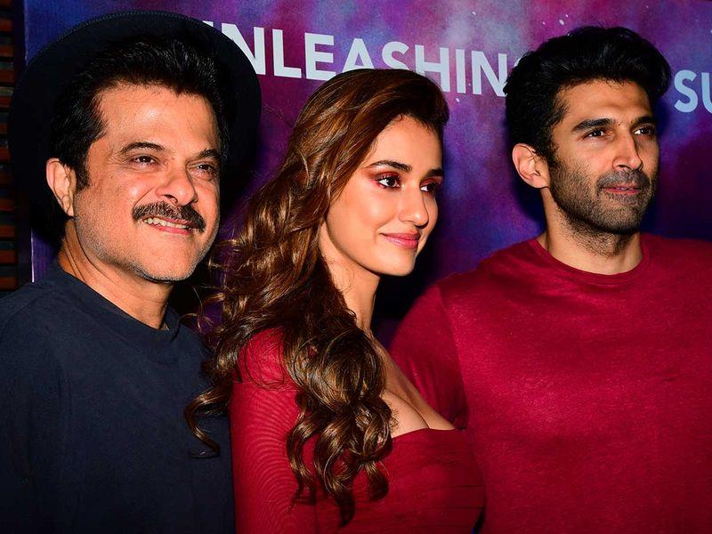 Disha Patani Cast Celebrate Success Of Hindi Film Malang In Mumbai Entertainment Photos Gulf News