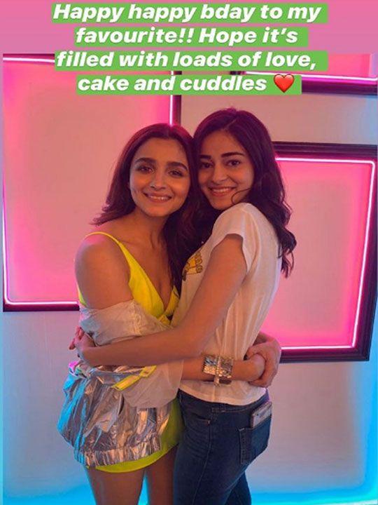 Alia Bhatt birthday