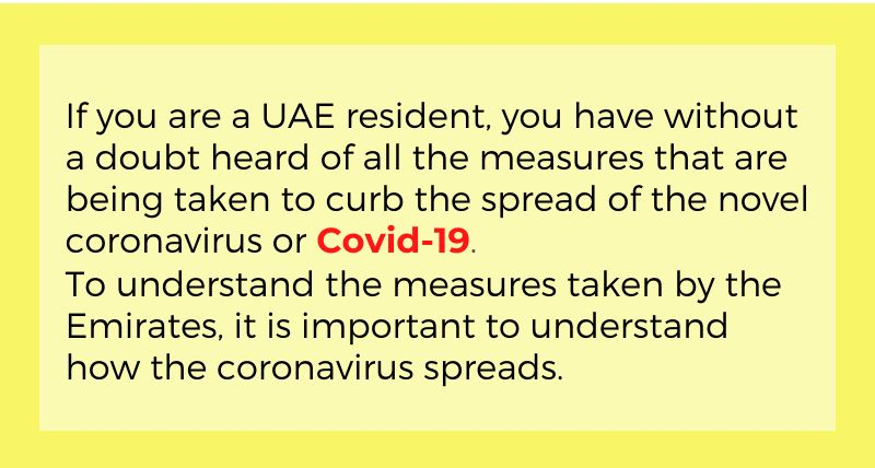 Coronavirus UAE measures 2
