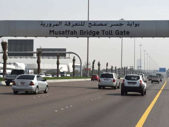 NAT 200316 Abu Dhabi Toll Gate2-1584369270131