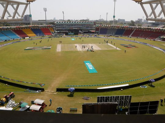 The Pakistan matches against Bangladesh are off