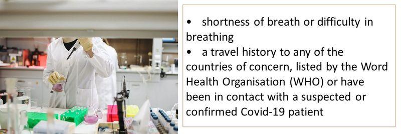 coronavirus test 5