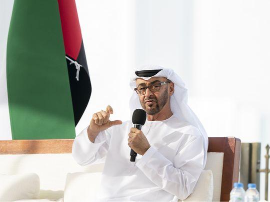 200317 Mohamed bin Zayed