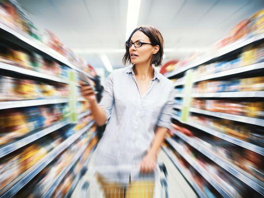 Dubai Health Authority diet terms nutrition
