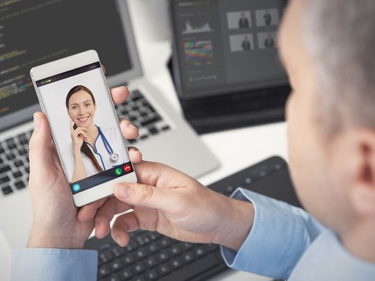 Dubai Health Authority telemedicine