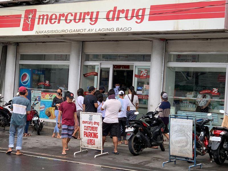 Philippines Manila drug store