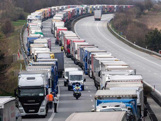 Germany border