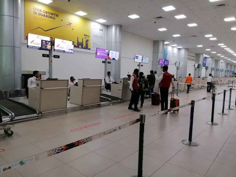 OPN 200319  Hyderabad Airport-1584608270904