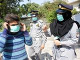 Pakistan masks