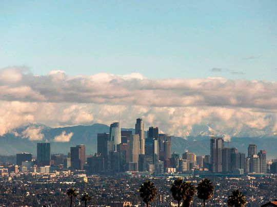 200320 Los Angeles