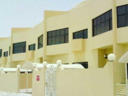 Emirati donates 50-room complex