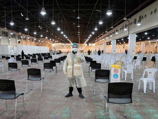 Kuwait coronavirus