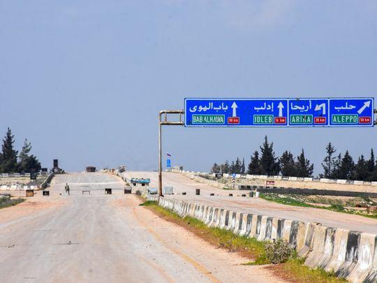 OPN 200320 Syria border-1584694711983