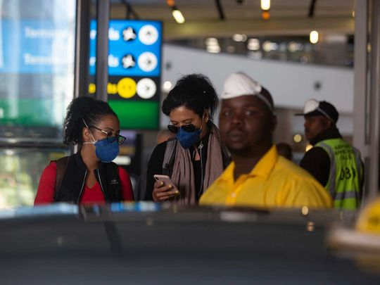 South Africa airport