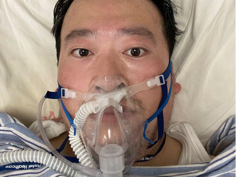Virus_Outbreak_China_Doctor_Vindicated_91033