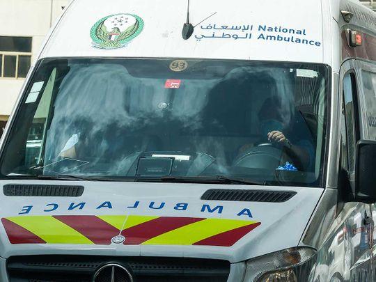 200321 ambulance
