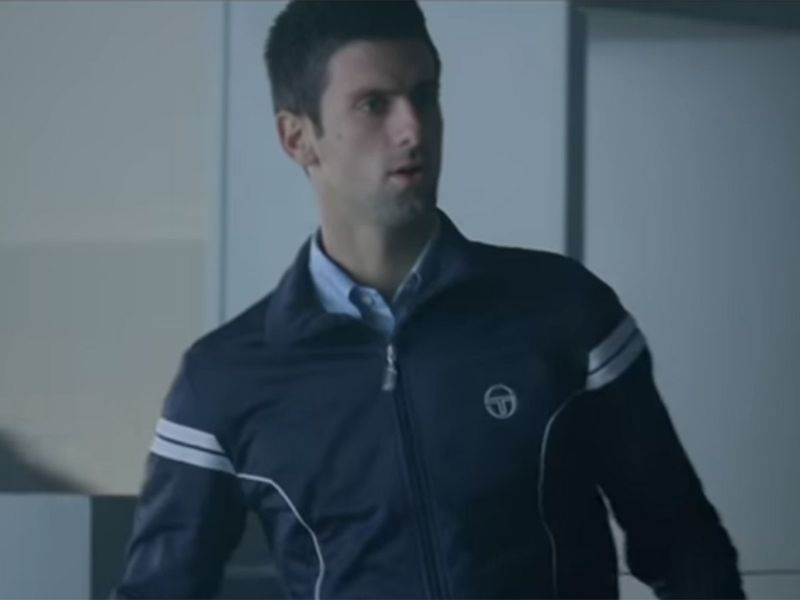 Djokovic in The Expendables 3