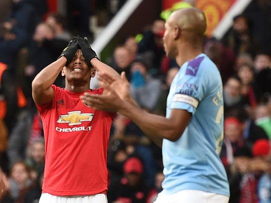 Manchester City and Manchester United have joined forces