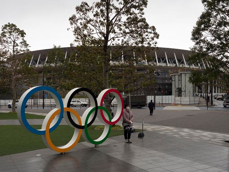 Tokyo Olympics president pushes for live fans' presence