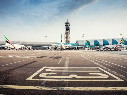 Dubai airport 001