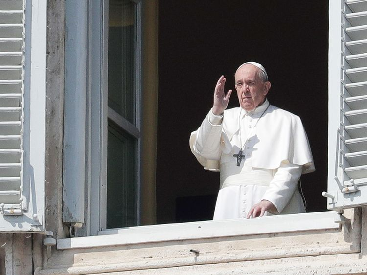 Pope Francis calls for legal coverage for same-sex couples | Europe – Gulf  News