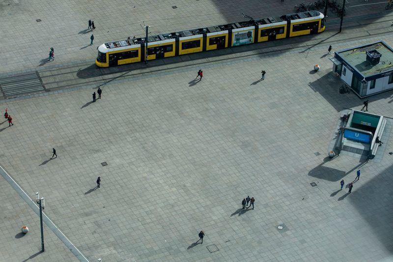 Empty cities coronavirus