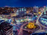 Karachi at night, Shutterstock