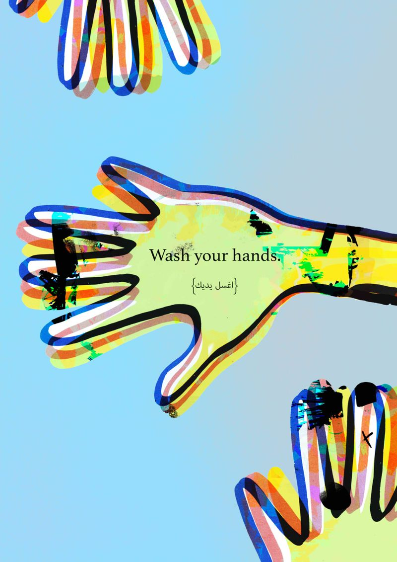 'Wash Your Hands' by Drawdeck-1585141698187