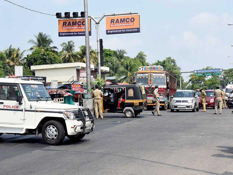 Kerala lockdown virus