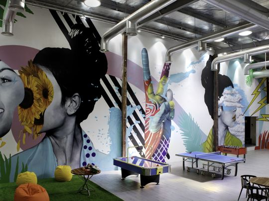 Large-scale and bespoke art for design projects by Art Painting Lab-1585141687127