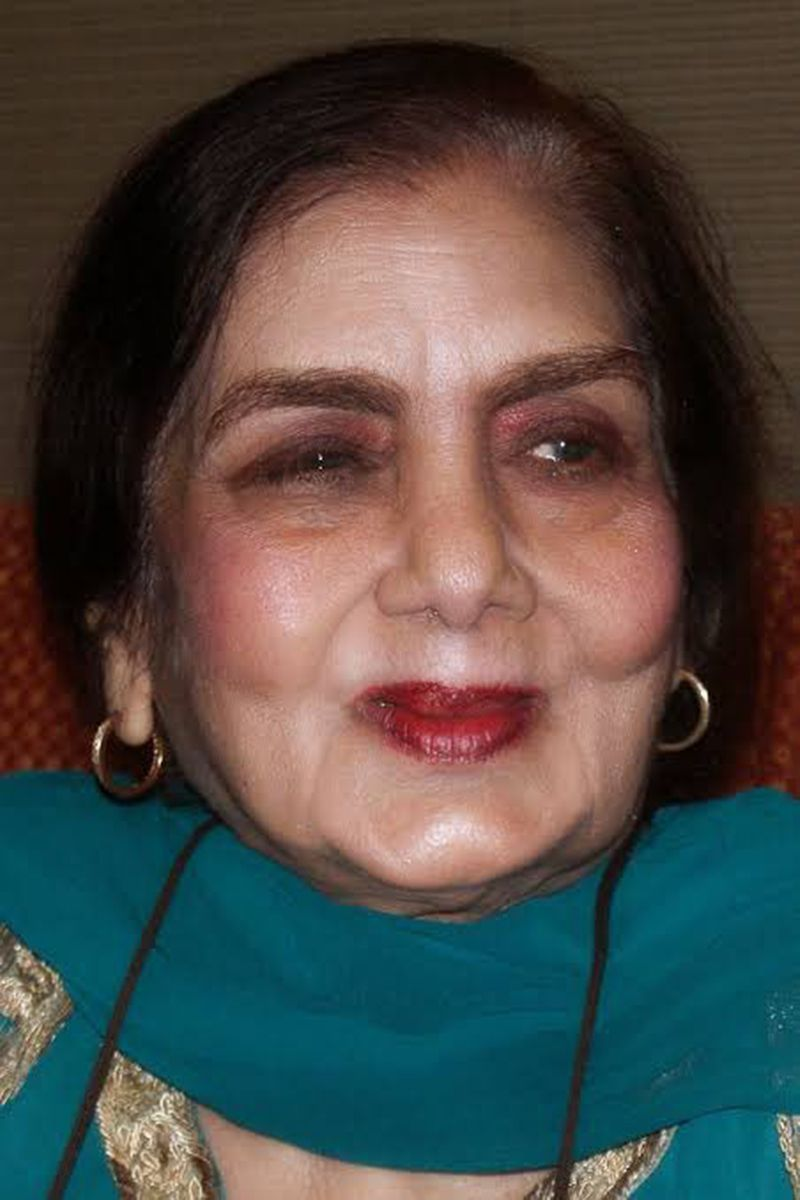 Bollywood actress Nimmi