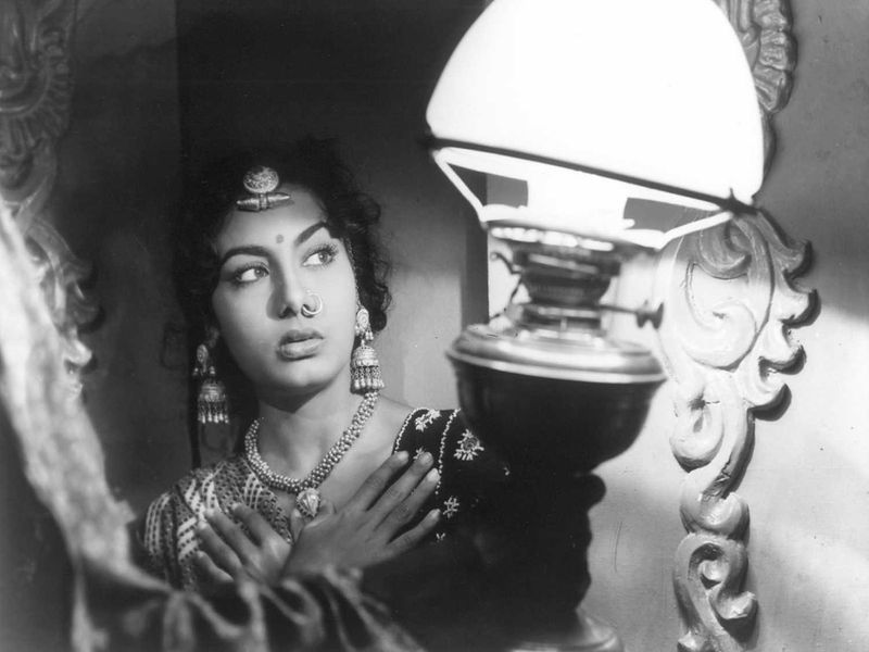 Bollywood actress Nimmi