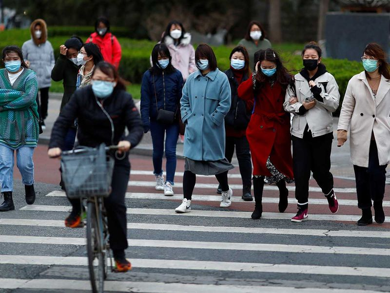 China Beijing coronavirus