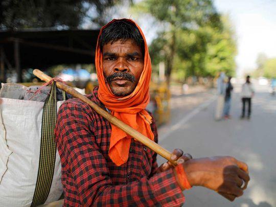 India labourer lockdown