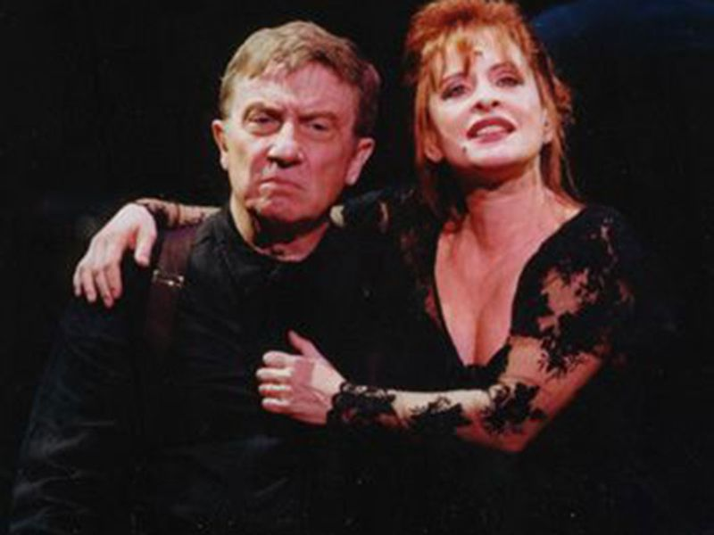 Sweeney Todd (2001) with George Hearn and Patti Lupone