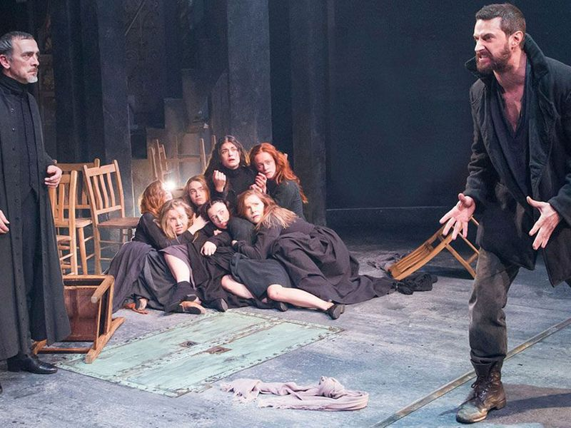 The Crucible (2014) starring Richard Armitage