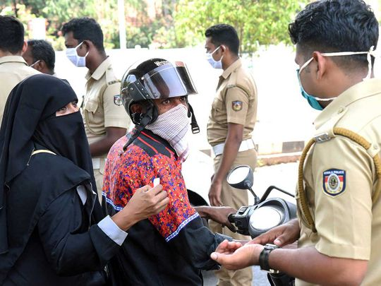 Covid 19 Kerala Reports Second Death India Gulf News