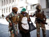 South Africa lockdown