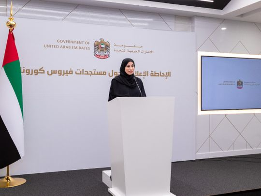 Dr Farida Al Hosani