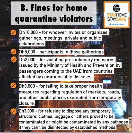 c home quarantine