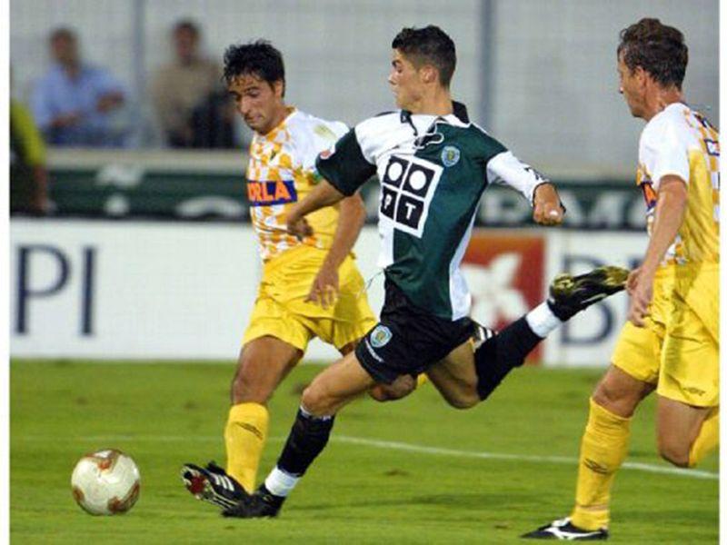 Ronaldo for Lisbon